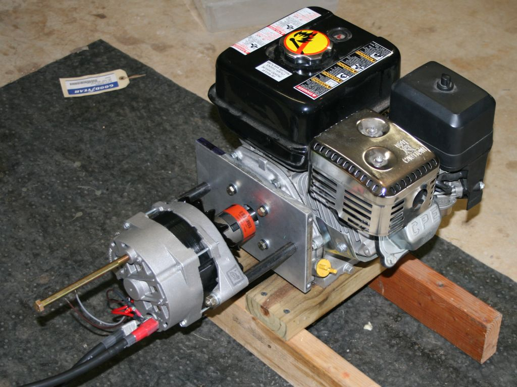Small Sel Engine Generator Small Free Engine Image For